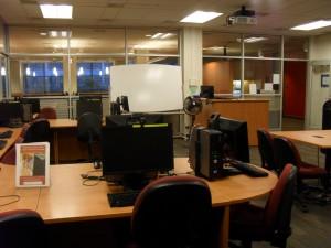 Room B25 - Woodward Teaching Lab