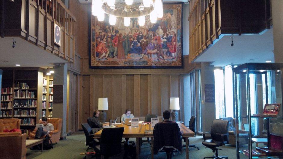 Charles Woodward Memorial Room photo