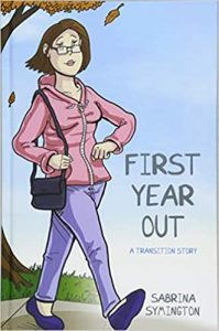 The cover of First Year Out