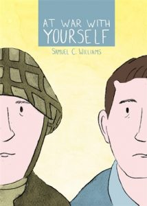 The cover of At War With Yourself