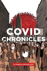The cover of COVID Chronicles