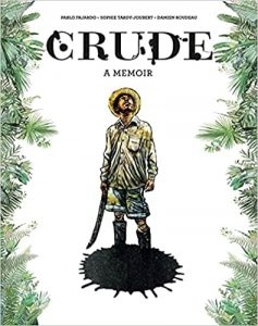 The cover of Crude