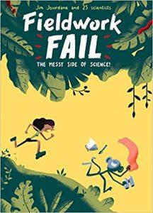 The cover of Fieldwork Fail