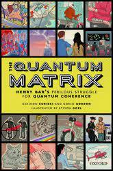 The cover of The Quantum Matrix