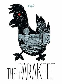 The cover of The Parakeet